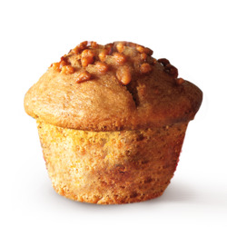 Tim Hortons Carrot Cake with Walnuts Muffin
