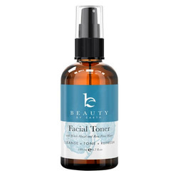 FACIAL TONER WITH ROSE WATER by Beauty by Earth