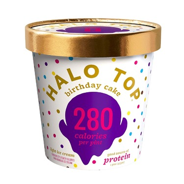 Halo Top Birthday Cake Reviews In Frozen Desserts