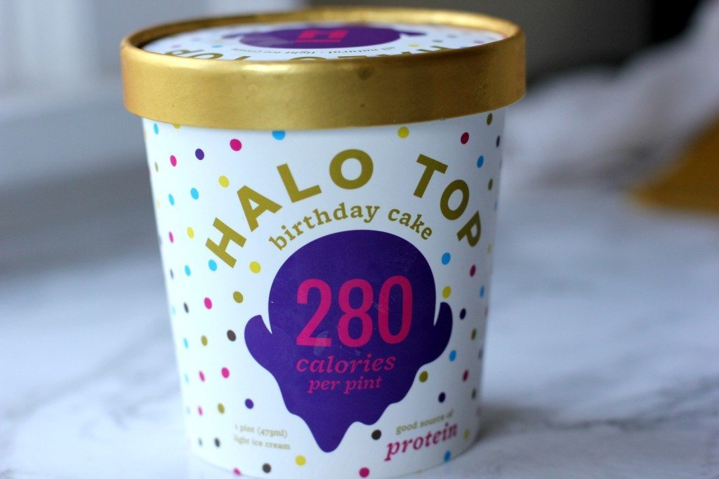 Halo Top Birthday Cake Image Gallery