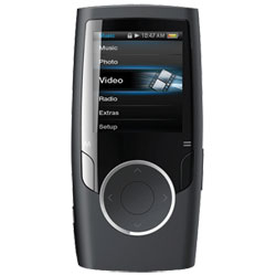 Coby 4GB Video MP3 Player