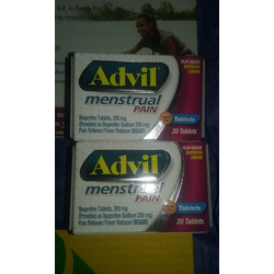 Advil® Menstrual Pain Reliever/Fever Reducer