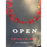 Open smooth red