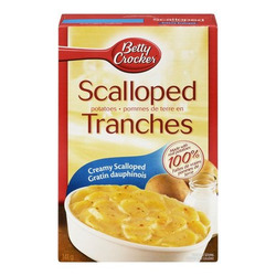 Betty Crocker Scalloped Potatoes
