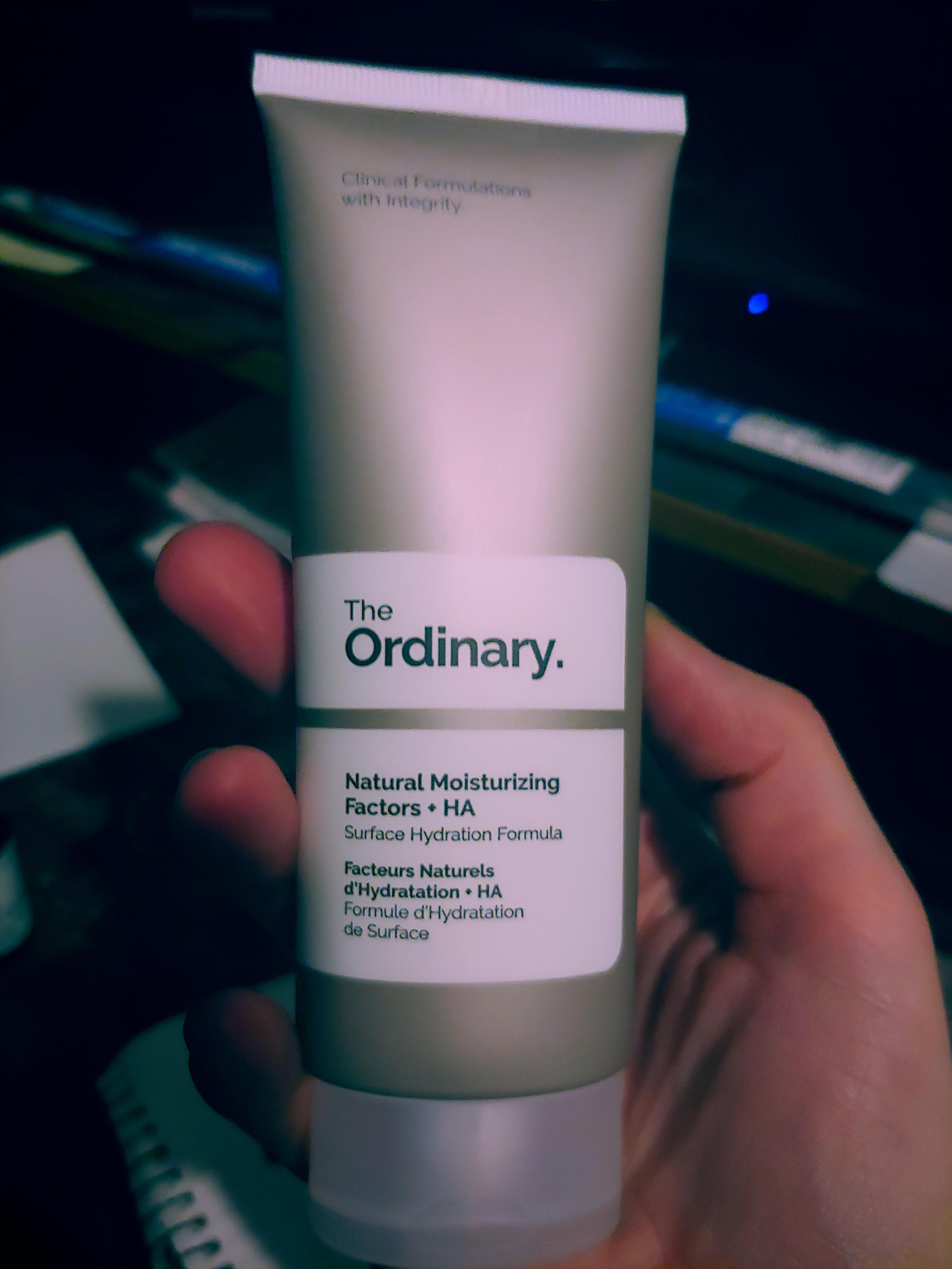 The Ordinary Natural Moisturizing Factors Ha Reviews In Face Day Creams Chickadvisor