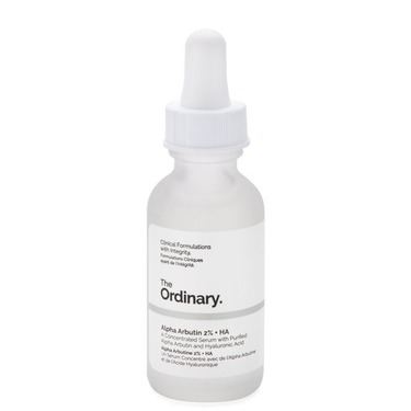 The Ordinary Alpha Arbutin 2% + HA