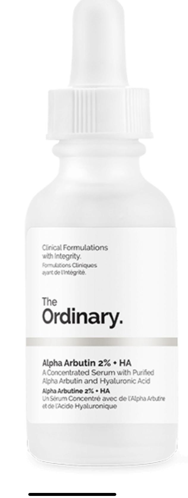 The Ordinary Alpha Arbutin 2 Ha Reviews In Blemish Acne Treatments Chickadvisor