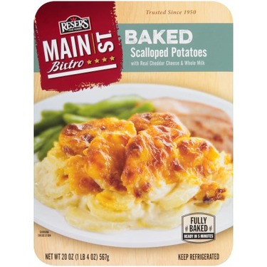 Reser's Main St. Bistro Baked Scalloped Potatoes
