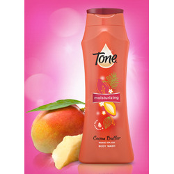 Tone Moisturizing Mango Splash Body Wash