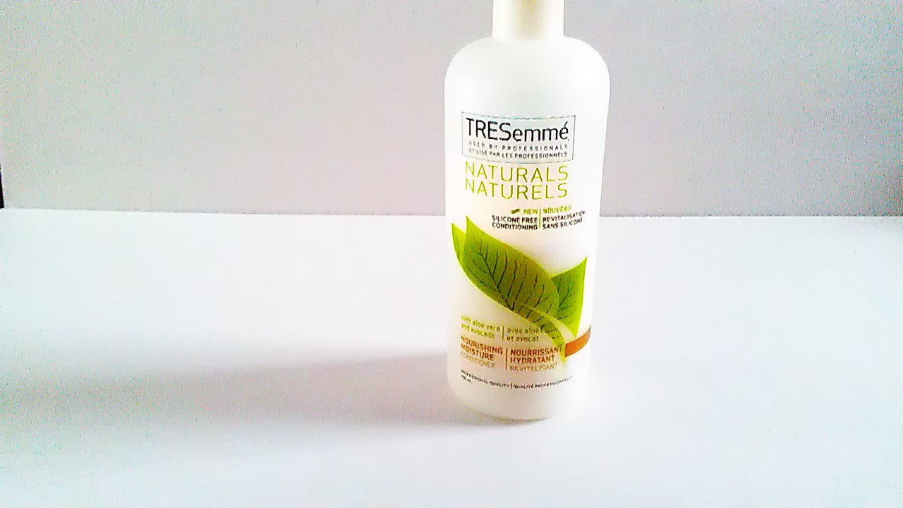 Tresemme Naturals Nourishing Moisture Conditioner Natural Hair