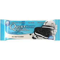 Quest Protein Bar Cookies & Cream