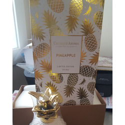 Pineapple charmed aroma candles