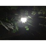 Outdoor Solar LED Light Bulb, Portable Camping Lantern