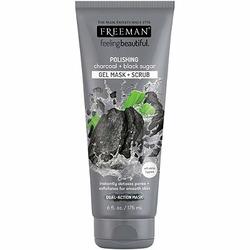 FEELING BEAUTIFUL  Charcoal & Black Sugar Facial Polishing Mask
