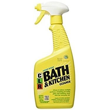 Clr Bathroom And Kitchen Cleaner