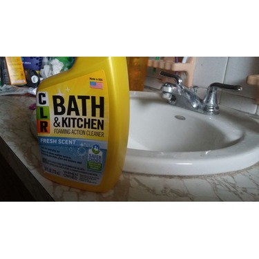 Clr Bathroom And Kitchen Cleaner Reviews In Household