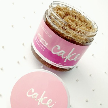 Cake Beauty Desserted Island Sugar Scrub