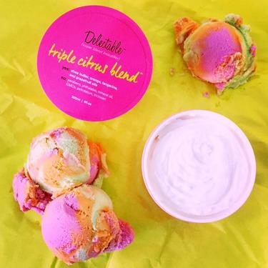 Cake Beauty Triple Citrus Blend Body Butter Cream