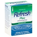 Refresh sensitive plus eye drops