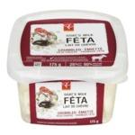 Crumbled Goat's Milk Feta Cheese