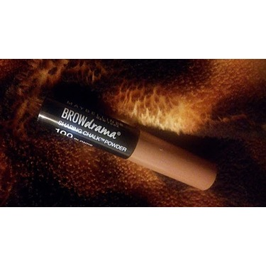 Maybelline New York Brow Drama Shaping Chalk Powder
