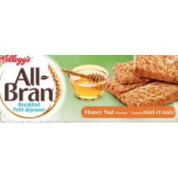 Kellogg's All-Bran Breakfast: Honey Nut Cereal Bar
