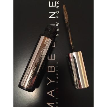 Maybelline New York Brow Precise Fiber Volumizer