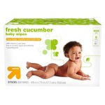 Up & Up Scented Baby Wipes