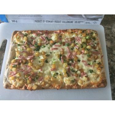 Presidents Choice Potato Bacon Flatbread Reviews In Frozen Pizza