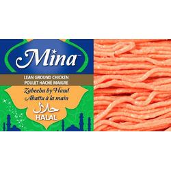 Mina Halal Ground Chicken