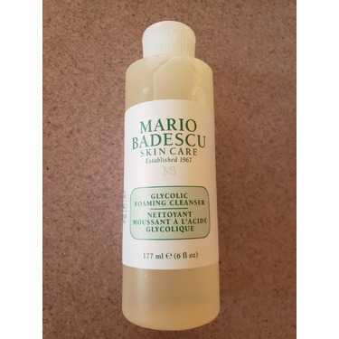 Mario Badescu Glycolic Foaming Cleanser Reviews In Face Wash