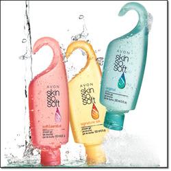 Avon Naturals Shower Gel