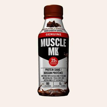 Muscle milk protein drink vanilla