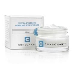Consonant Skincare Ultra Firming Organic Eye Cream
