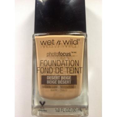 Wet N wild photo focus liquid foundation