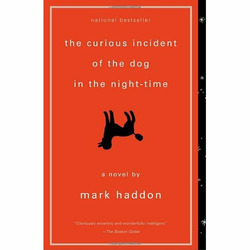 The Curious Incident of the Dog in Night-Time by Mark Haddon
