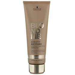 Schwarzkopf Blond Me Keratin Restore Bonding Shampoo