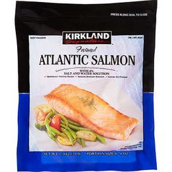 Kircland Atlantic Salmon Froozen