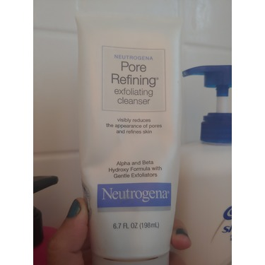 Neutrogena clear pore review