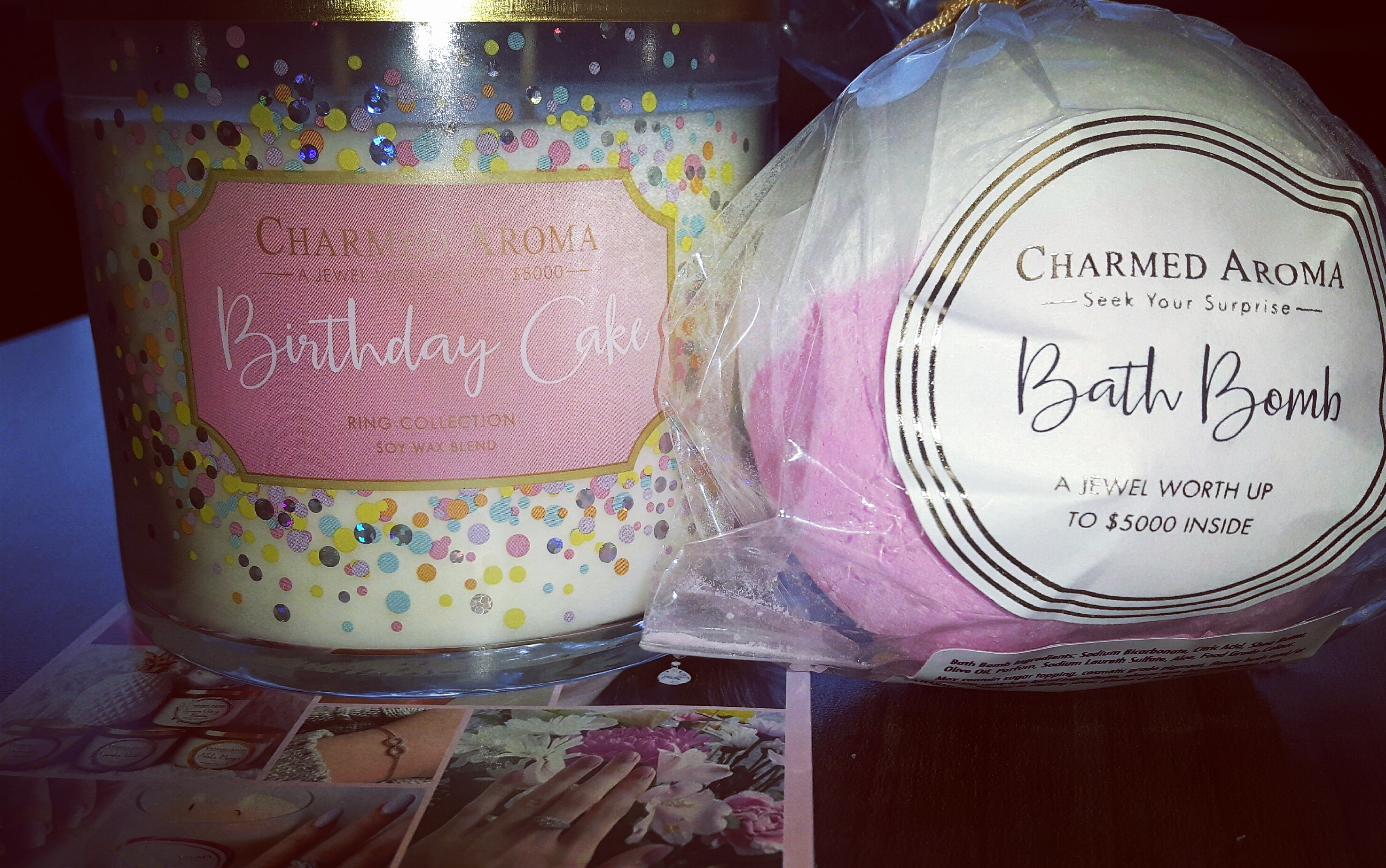 Charmed Aroma Birthday Cake Bath Bomb Reviews In Misc Chickadvisor