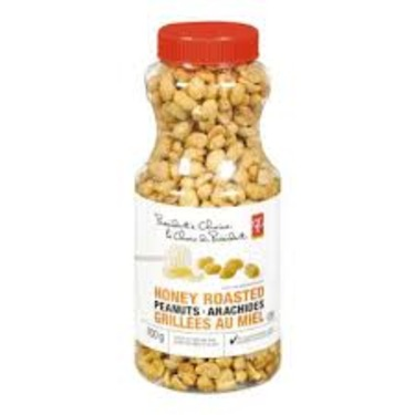 President's Choice Honey Roasted Peanuts