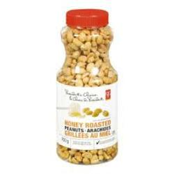 President's Choice Honey Roasted Peanuts