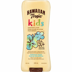 Hawaiian Tropic Kids Sunscreen Lotion SPF 50+