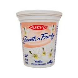 yogurt Astro