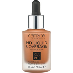 Catrice Cosmetics HD Liquid Coverage Foundation