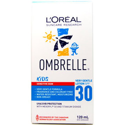 Ombrelle Kids Lotion SPF 30 Sensitive Skin