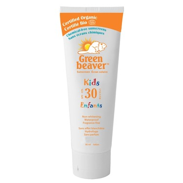 The Green Beaver Company Natural Mineral Sunscreen (Kids)