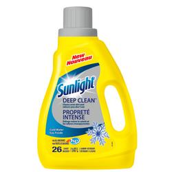 Sunlight Deep Clean Laundry Detergent