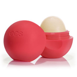 eos Organic Smooth Spheres Lip Balm in Summer Fruit