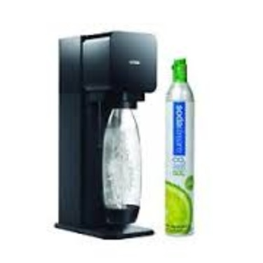 Sodastream homemade carbonated water